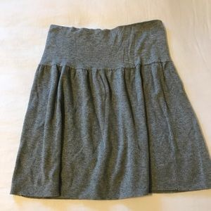 BCBG Generation Grey Skirt